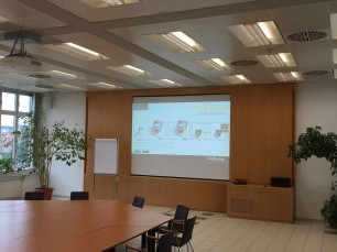Energie Graz ClickShare