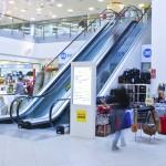Shopping Center West Graz Digital Signage