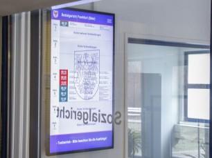 Sozialgericht Frankfurt Oder Digital Signage
