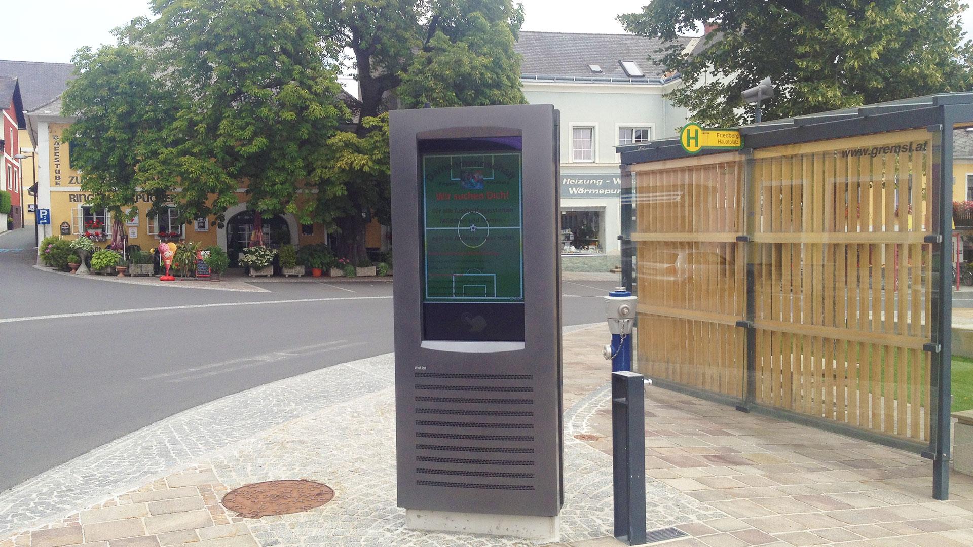 Stadtgemeinde Friedberg CityPos